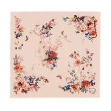 Load image into Gallery viewer, Floral Silk Modal Scarf