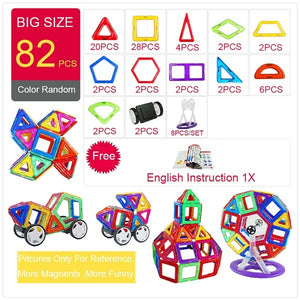 Magnetic Building Toys