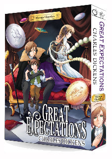 Manga Classics: Great Expectations