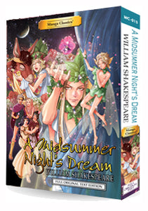 Manga Classics: A Midsummer Night's Dream