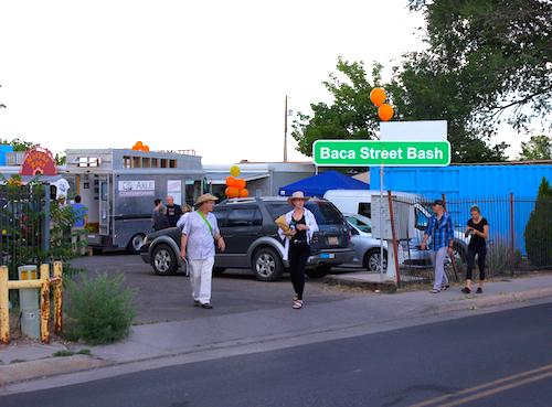 3rd Annual Baca Street Bash: Saturday, July 22