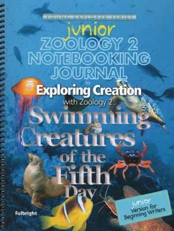 Zoo 2 Jr Notebooking Journal