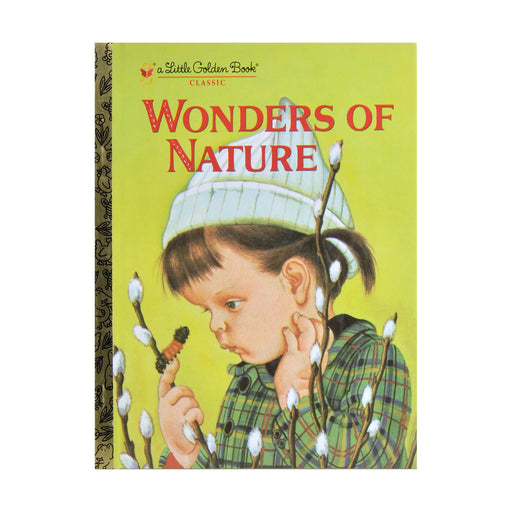 Wonders of Nature-Little Golden Books