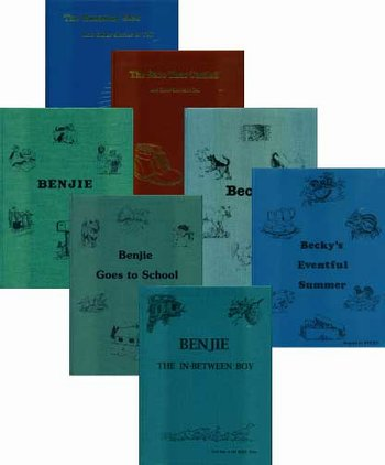 Set of 7-Pathway Benjie Series