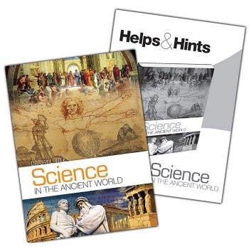 Science in the Ancient World - 2 book set