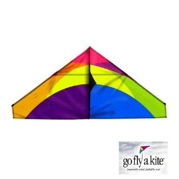 Sunburst Delta Kite