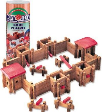 Fort Playset - RoyToy #2