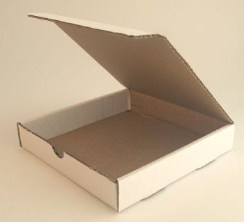 Box - small, white, with lid
