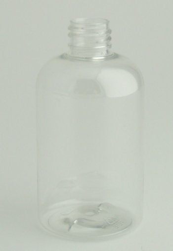 Plastic Bottle - 120cc/4oz