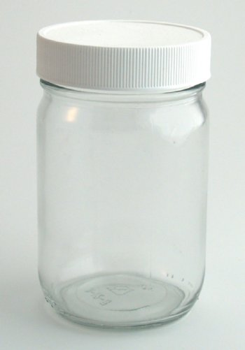 Large Glass Jar - 12oz