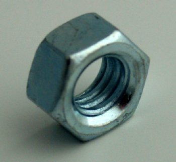 "5/16"" Metal Hex Nut"
