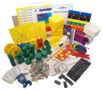 Horizons K-3 Math Kit