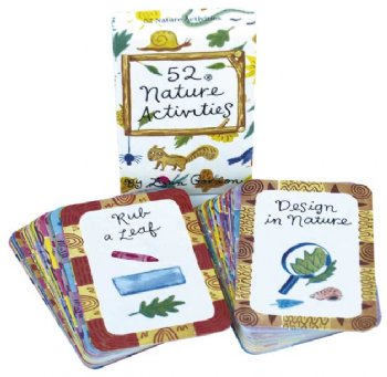Nature Activities - 52 Cards