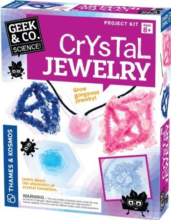 Crystal Jewelry - Geek