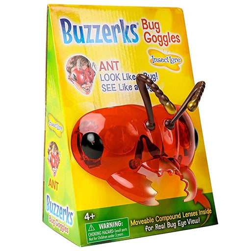 Insect Lore Buzzerks-Fireant
