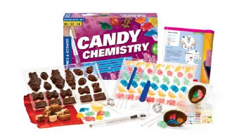 Candy Chemistry, Science Kit