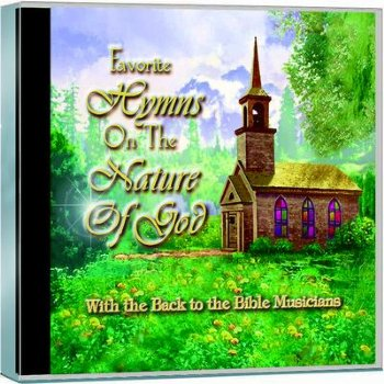 DISCONTINUED- CD Hymns on the Nature