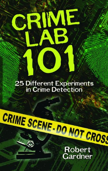Crime Lab 101, Experiment Book