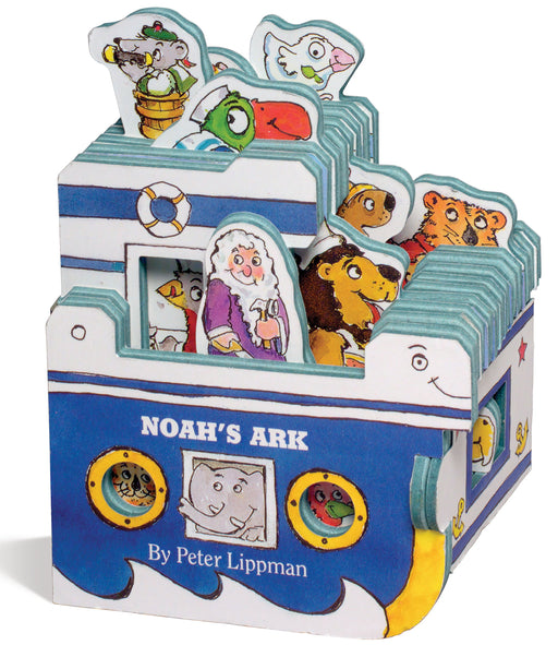 Mini House Book-Noah's Ark