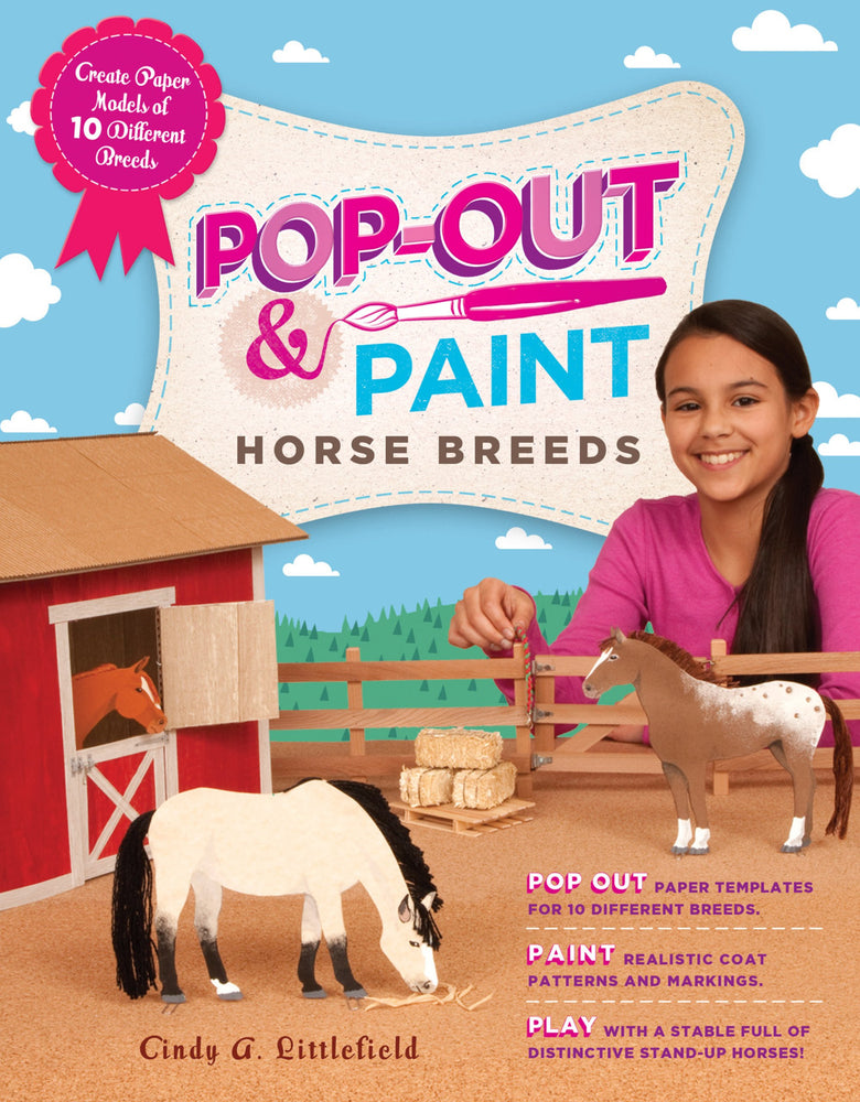 Pop-out and Paint-Horse Breeds