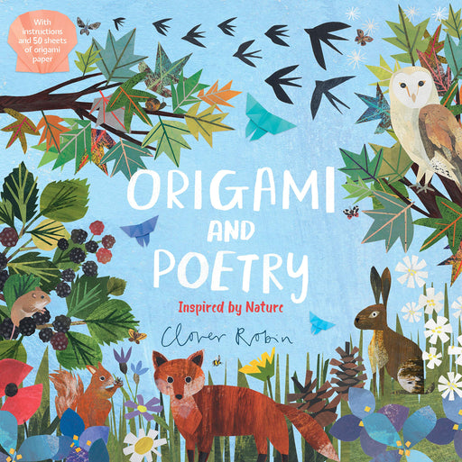 Origami and Poetry-Inspired By Nature