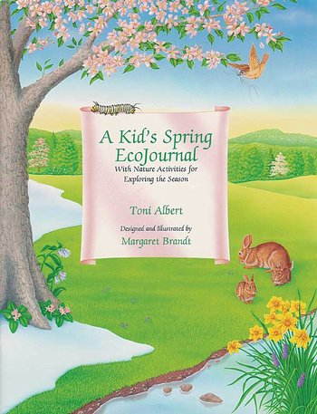 A Kid's Spring EcoJournal