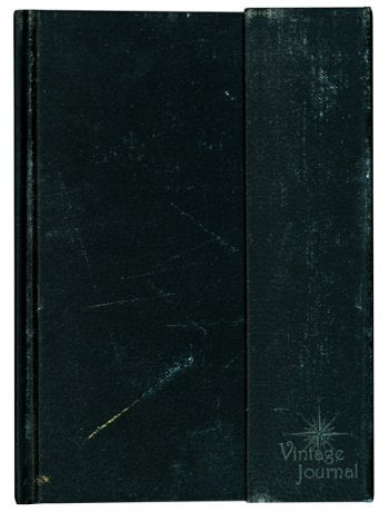 Men's Rugged Vintage Journal