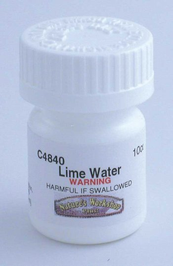 Lime Water - 20cc
