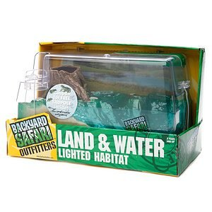 Land & Water Habitat-Safari