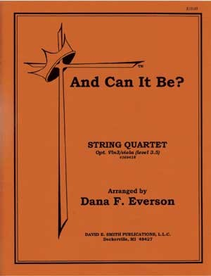 And Can It Be - DS Quartet