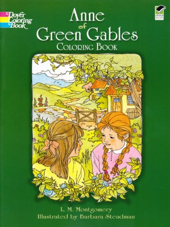 Anne of Green Gables Color Bk