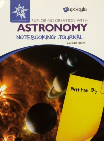 Astronomy 2nd Edition Notebooking Journal