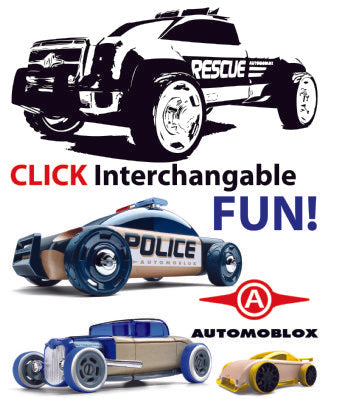 T900 Rescue Truck Automoblox