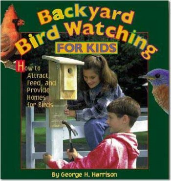 Backyard Birdwatching for Kids