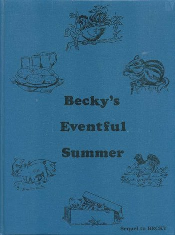 Becky's Eventful Summer