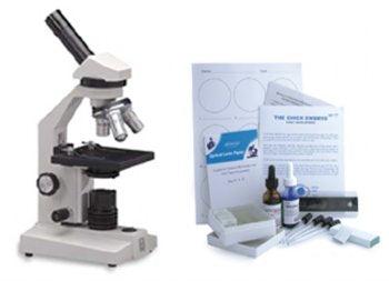 Biology Lab set (with scope)