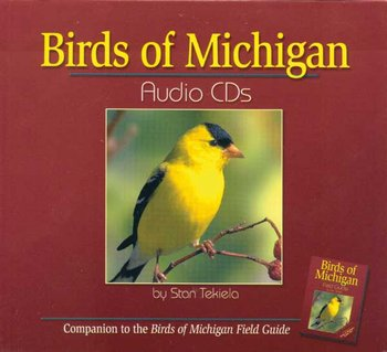 Birds of Michigan Audio CDs