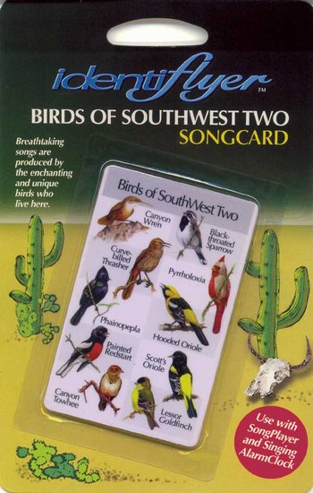Birds of the Southwest - Two