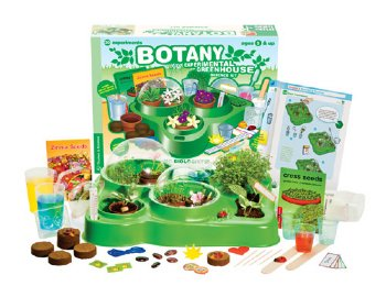 Botany:Experimental Greenhouse - Kids 1st