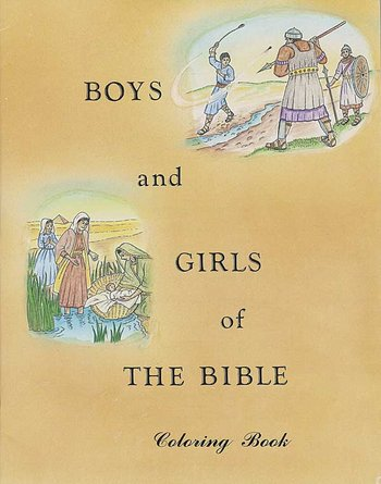 Boys and Girls of the Bible cb