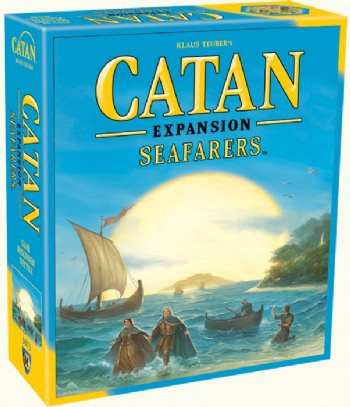 Settlers of Catan Seafarers