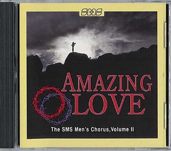 Amazing Love, CD