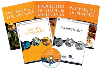 Chemistry Units (Set of 6)