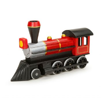Civil War Steam Engine Wood Kit