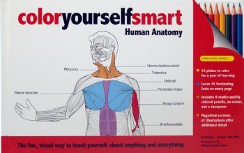 Color Yourself Smart Anatomy