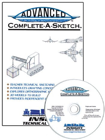 Complete-A-Sketch Advanced