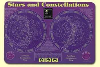 Stars and Constellations - mat