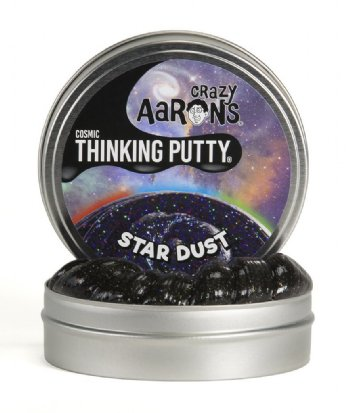 Star Dust Cosmic Thinking Putty