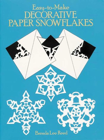 Easy to make Paper Snowflakes