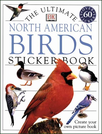 Ultimate N A Bird Sticker Book